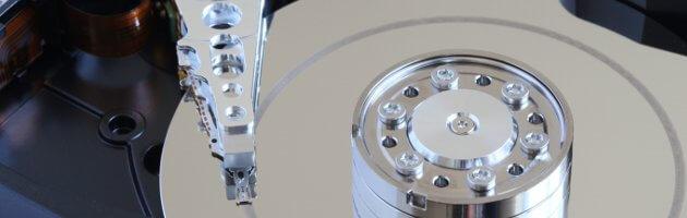 Hardwareschaeden an Festplatten