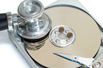 Symptome bei logischen Datenträgerschäden