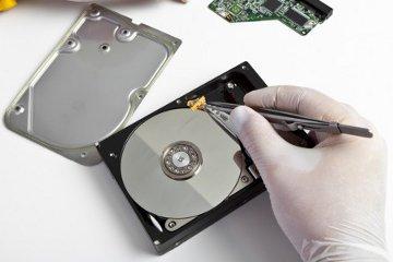 Datenrettung bei mechanischen Fehlern